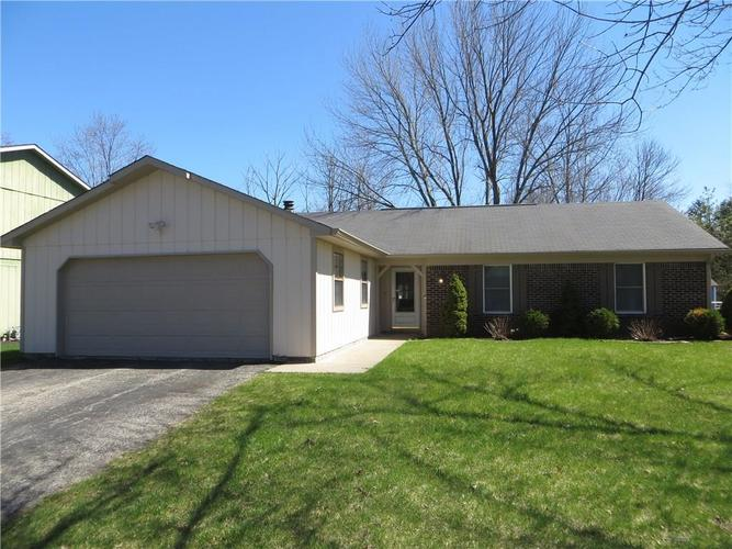 8125 CLAYBURN Drive Indianapolis, IN 46268 | MLS 21641338 | photo 1