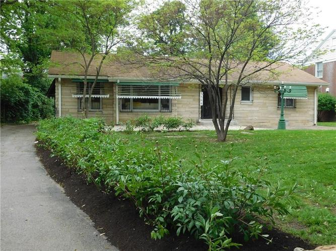 3566 Watson Road Indianapolis, IN 46205 | MLS 21641350 | photo 1