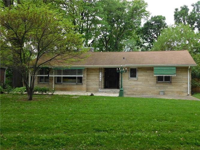 3566 Watson Road Indianapolis, IN 46205 | MLS 21641350 | photo 2