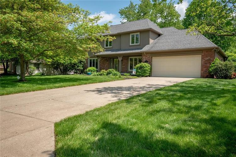 8801  Skippers Way  Indianapolis, IN 46256 | MLS 21641368