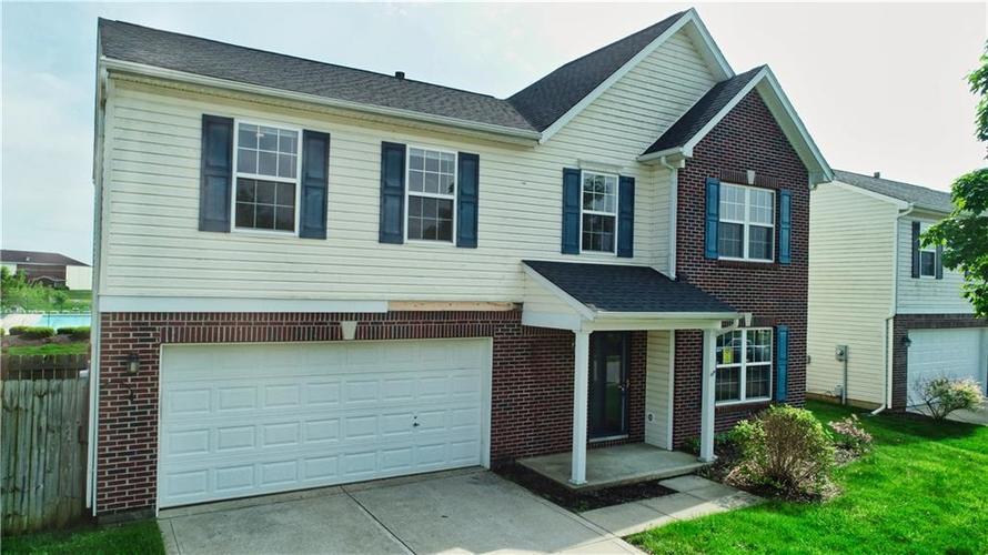10943 Balfour Drive Noblesville, IN 46060   MLS 21641450   photo 2