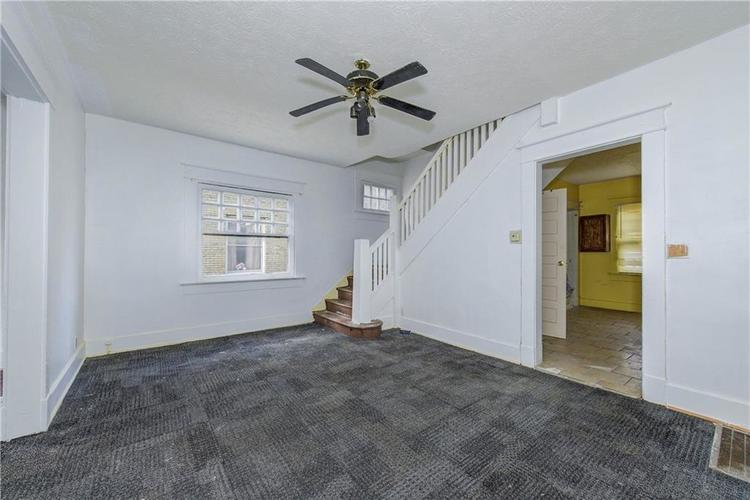 140 & 142 W 32nd Street Indianapolis, IN 46208 | MLS 21641513 | photo 4