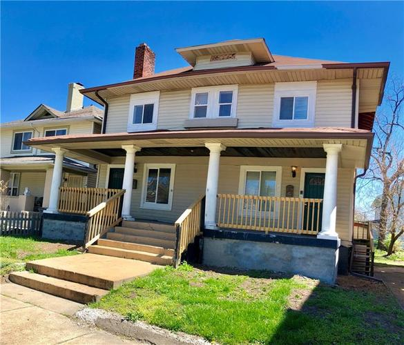 2707-2709 N College Avenue Indianapolis, IN 46205 | MLS 21641547 | photo 1