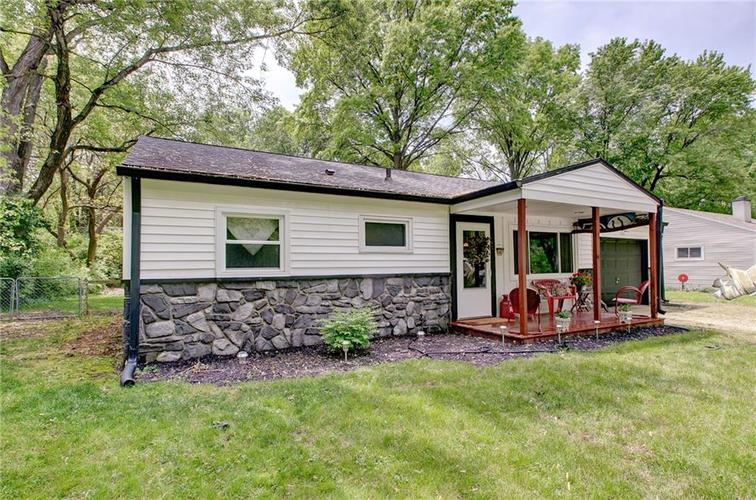 1817 E 75th St  Indianapolis, IN 46240 | MLS 21641618
