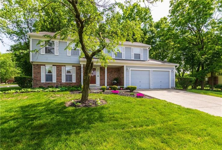 8705  Appleby Lane Indianapolis, IN 46256 | MLS 21641687