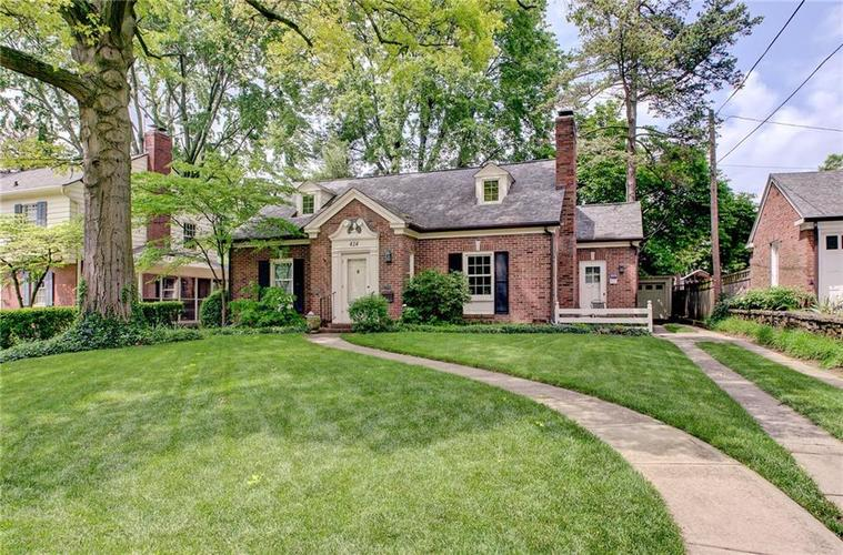 414 E 45th Street Indianapolis, IN 46205 | MLS 21641699