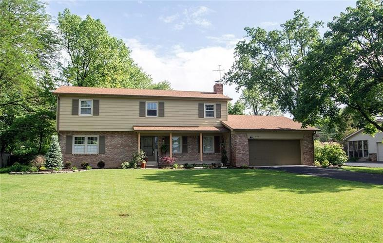 6106 HYTHE Road Indianapolis, IN 46220 | MLS 21641714 | photo 1