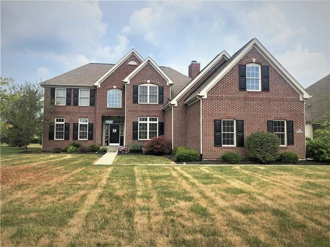 9148  Brookstone Place Zionsville, IN 46077 | MLS 21641726