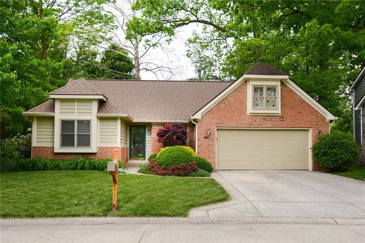 5518  Painted Maple Court Indianapolis, IN 46254 | MLS 21641830