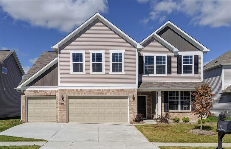 5430 Aster Drive Plainfield, IN 46168 | MLS 21641837 | photo 1