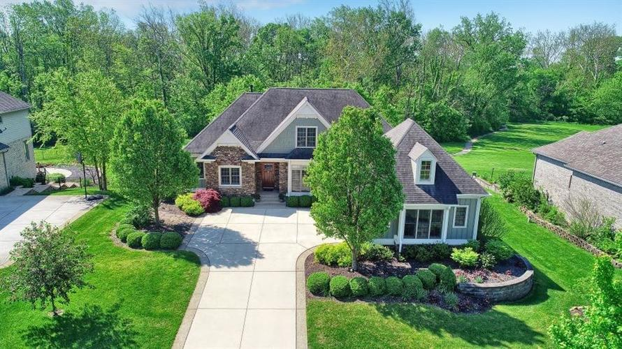 2239 W Stone Ridge Trail Greenfield, IN 46140 | MLS 21641922
