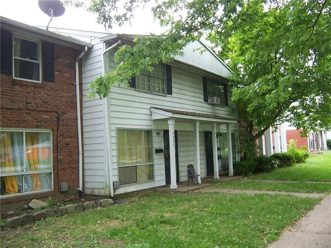 5329 W 34TH Street Indianapolis, IN 46224 | MLS 21641964
