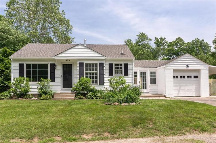 1803 E 66th Street Indianapolis, IN 46220   MLS 21641986   photo 1