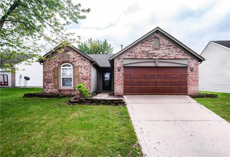 6381 E Rockhill Court Camby, IN 46113 | MLS 21642056 | photo 1