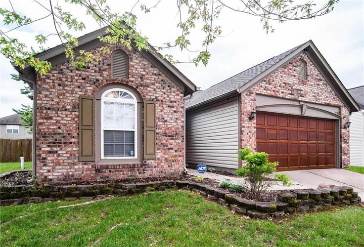 6381 E Rockhill Court Camby, IN 46113 | MLS 21642056 | photo 2