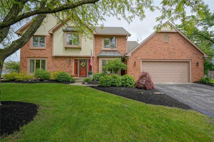 8095  BOWLINE Drive Indianapolis, IN 46236 | MLS 21642093