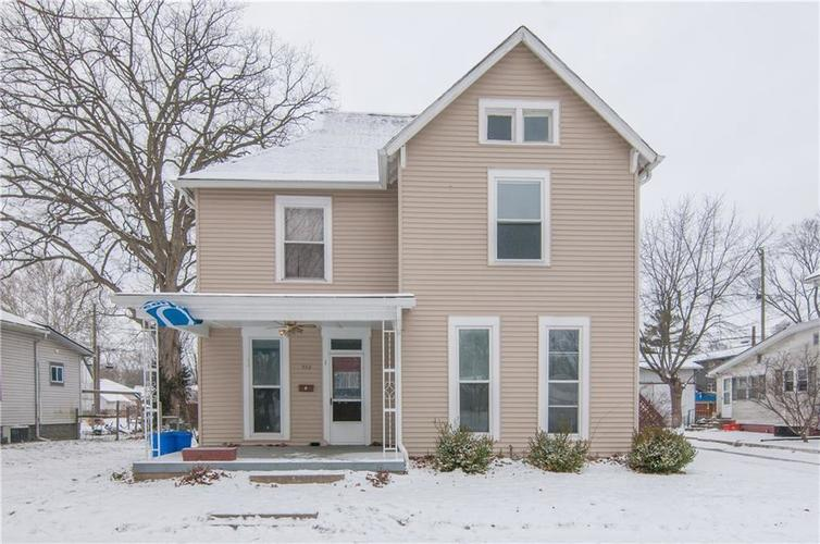 352 N Water Street Franklin, In 46131 | MLS 21642096