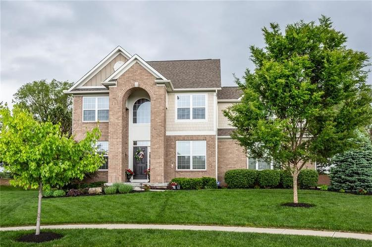 11574  Harvest Moon Drive Noblesville, IN 46060 | MLS 21642170