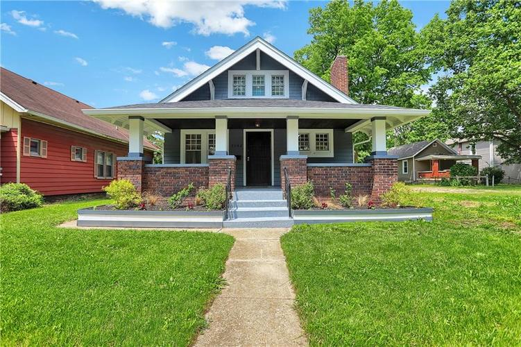 3142 Boulevard Place Indianapolis, IN 46208 | MLS 21642171 | photo 1
