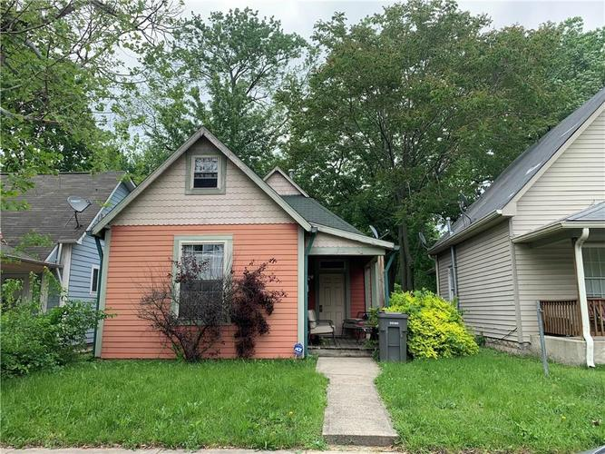 719 N CONCORD Street Indianapolis, IN 46222 | MLS 21642213