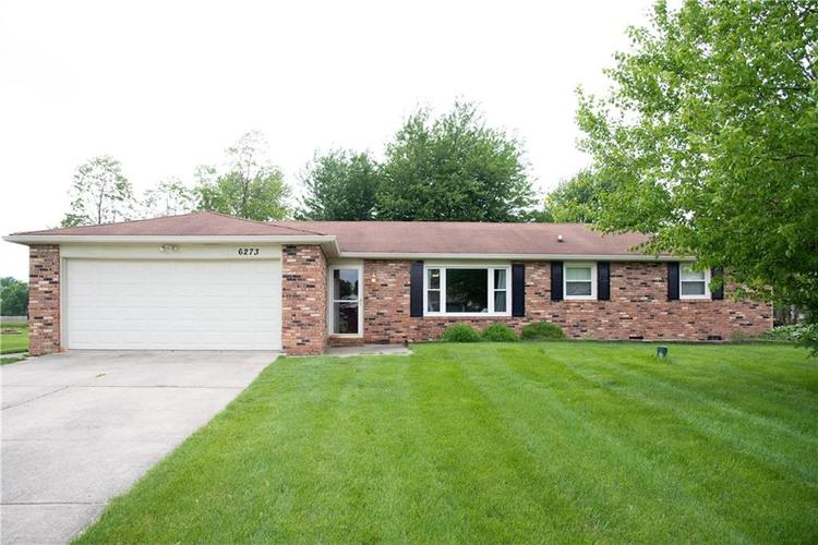 6273  CHESTNUT Drive Anderson, IN 46013 | MLS 21642243