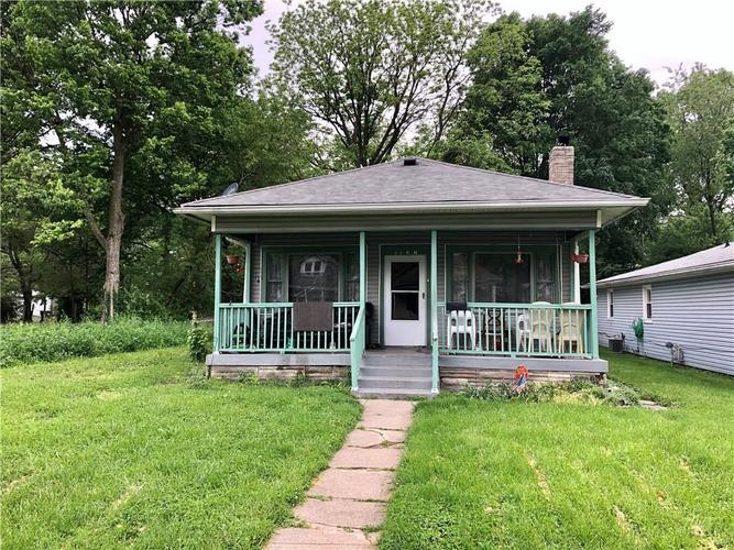 1122 W 35th Street Indianapolis, IN 46208 | MLS 21642260 | photo 2