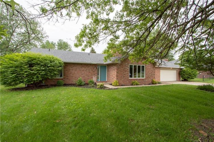 2335  Elm Swamp Road Lebanon, IN 46052 | MLS 21642270