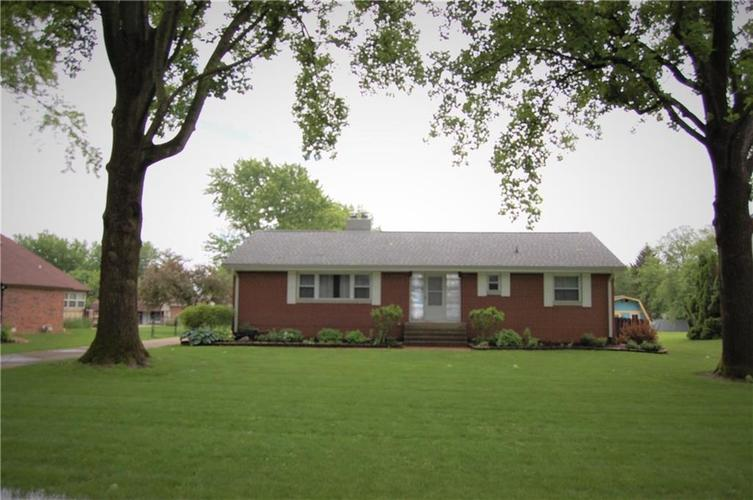6545 Brill Road Indianapolis, IN 46227 | MLS 21642285 | photo 1