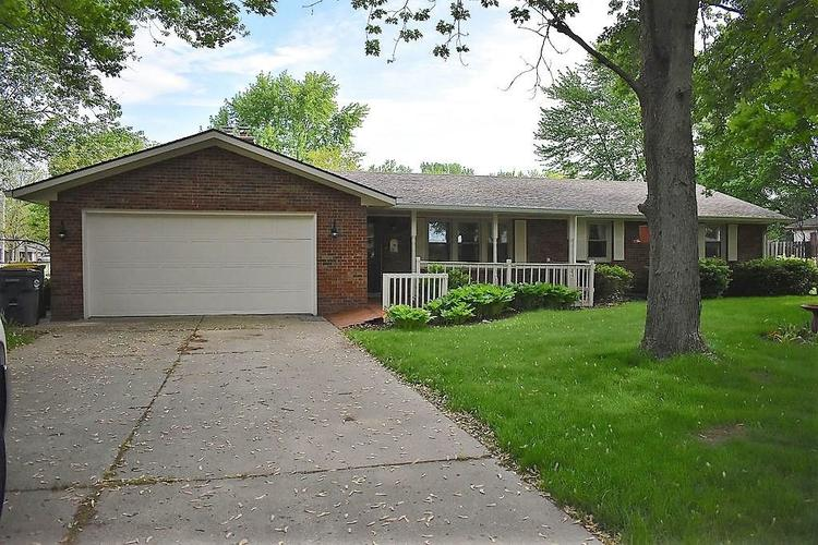 3908  Colonial Drive Anderson, IN 46012 | MLS 21642375