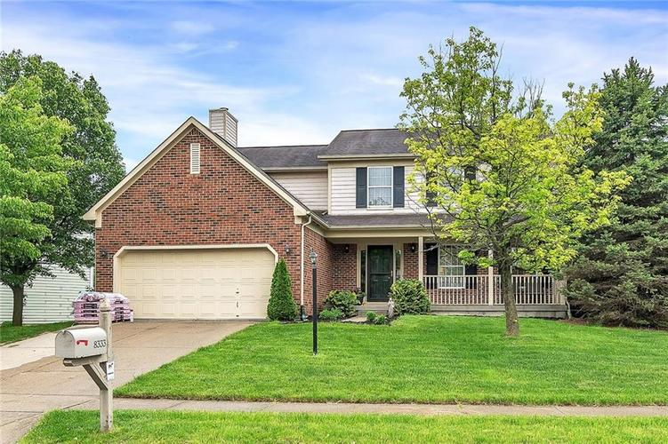8333 GLEN HIGHLANDS Drive Indianapolis, IN 46236 | MLS 21642377 | photo 1