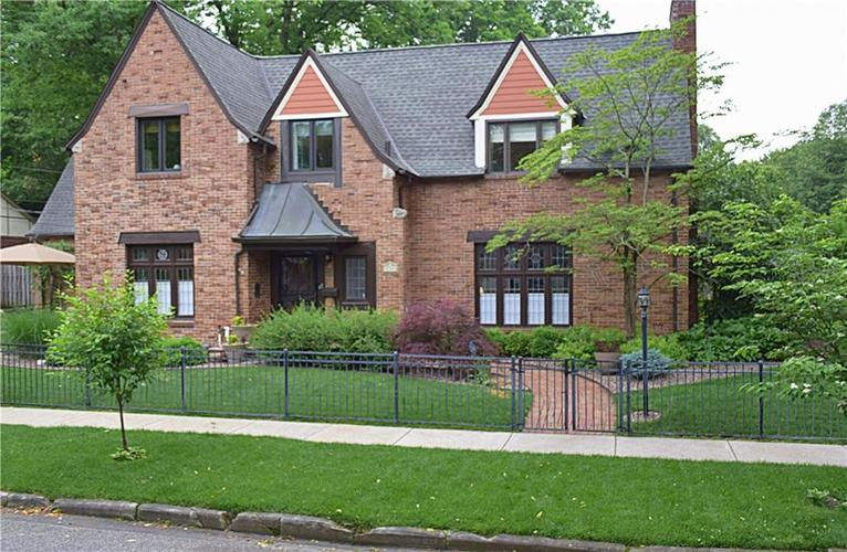 5760  Guilford Avenue Indianapolis, IN 46220 | MLS 21642387