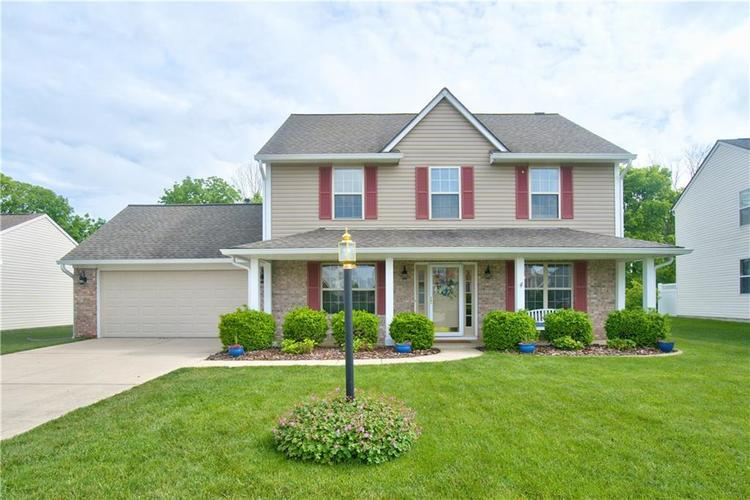 7517  SAMUEL Drive Indianapolis, IN 46259 | MLS 21642431