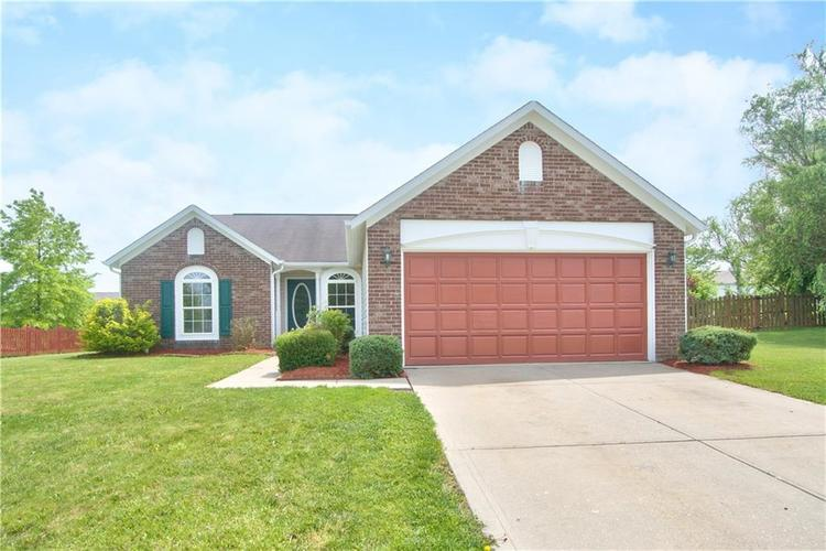 10895  RIVA RIDGE Court Indianapolis, IN 46234 | MLS 21642445
