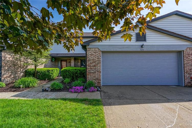 7124  SEA PINE Drive Indianapolis, IN 46250 | MLS 21642496
