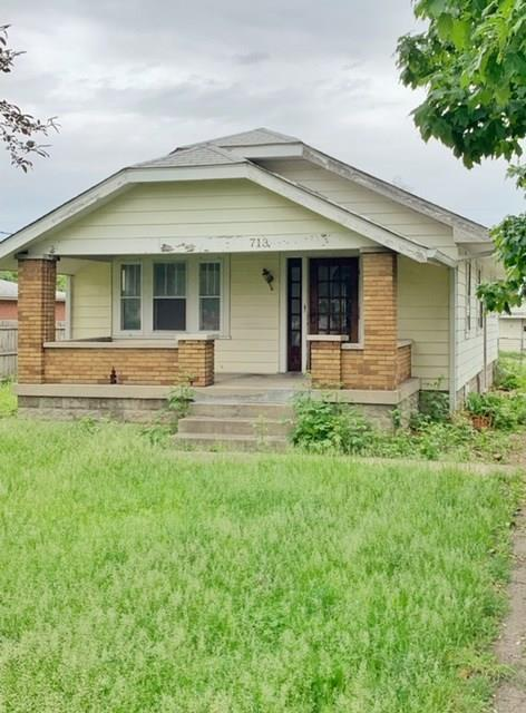713 S Fuller Drive Indianapolis, IN 46241   MLS 21642550