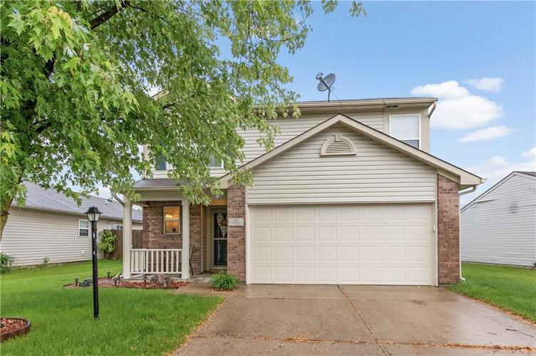 8632  CORALBERRY Lane Indianapolis, IN 46239 | MLS 21642554