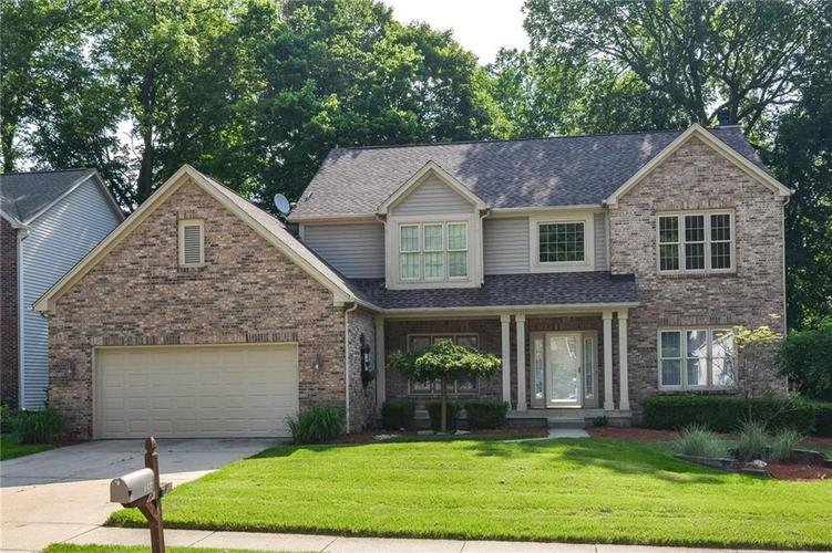 6457  Robinsrock Drive Indianapolis, IN 46268 | MLS 21642581