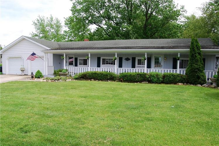 10060 S County Road 750  Daleville, IN 47334 | MLS 21642646