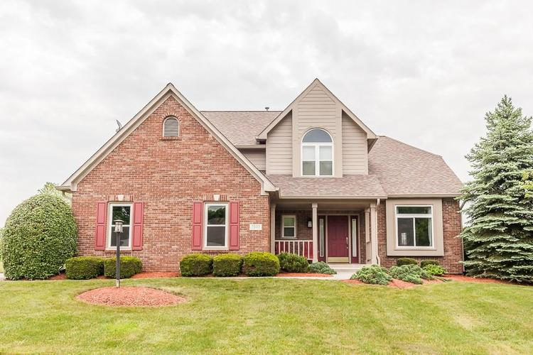 7533  Chestnut Hills Drive Indianapolis, IN 46278   MLS 21642692