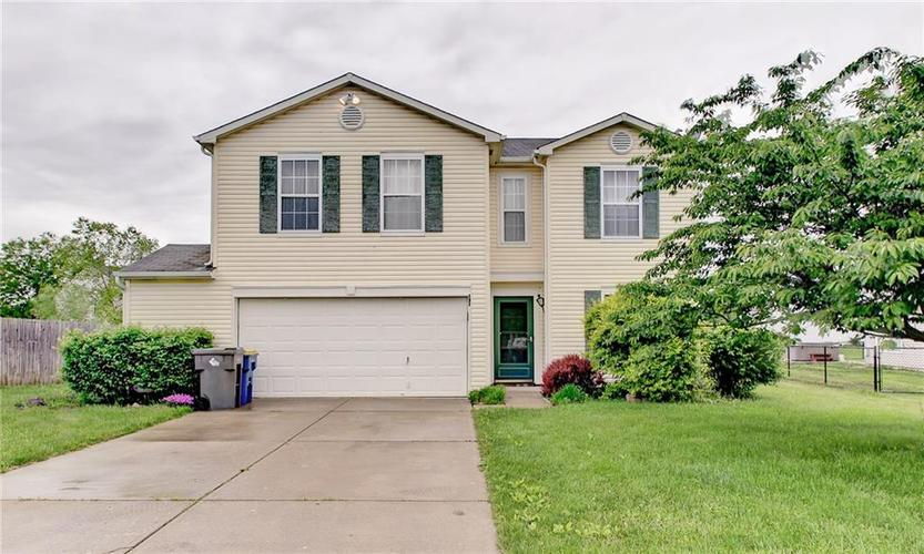 6448  Front Point Drive Indianapolis, IN 46237   MLS 21642712