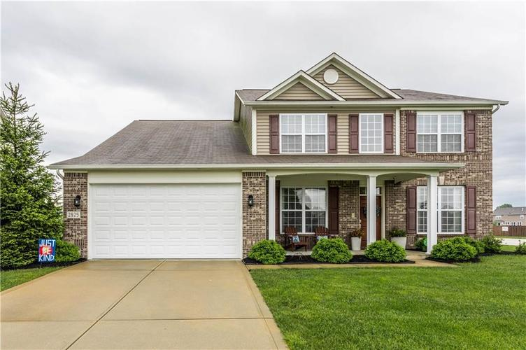 2825  Knockawuddy Drive Brownsburg, IN 46112 | MLS 21642715