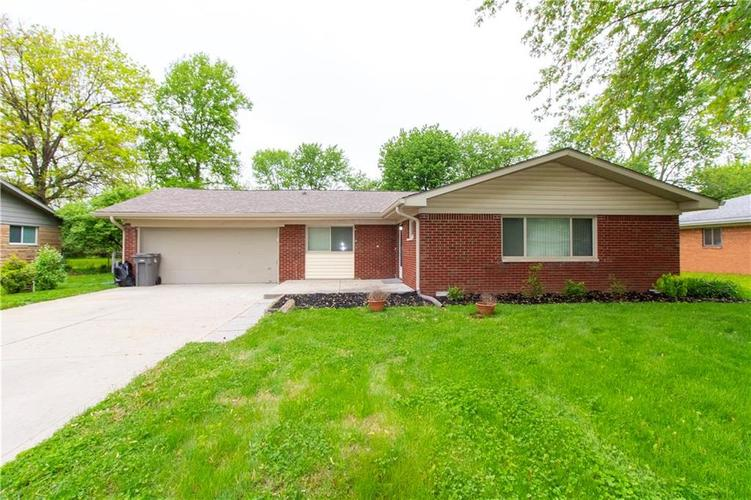 6036 E Southern Avenue Indianapolis, IN 46203 | MLS 21642746