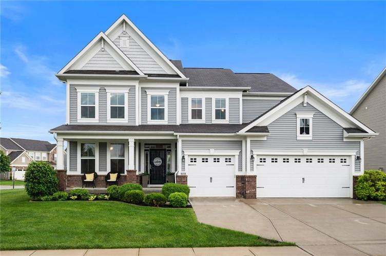 7832 Gray Eagle Drive Zionsville, IN 46077   MLS 21642799   photo 1