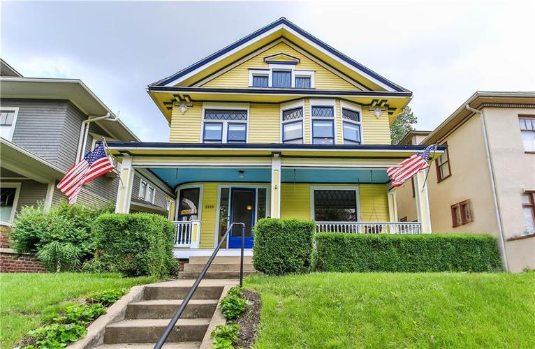 2109 N New Jersey Street Indianapolis, IN 46202   MLS 21642861   photo 1