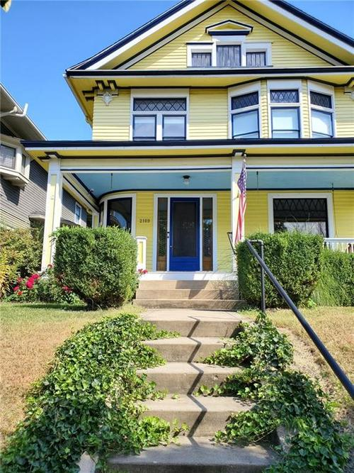 2109 N New Jersey Street Indianapolis, IN 46202   MLS 21642861   photo 4