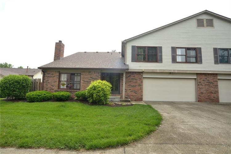 8440  Chapel Pines Drive Indianapolis, IN 46234 | MLS 21642945