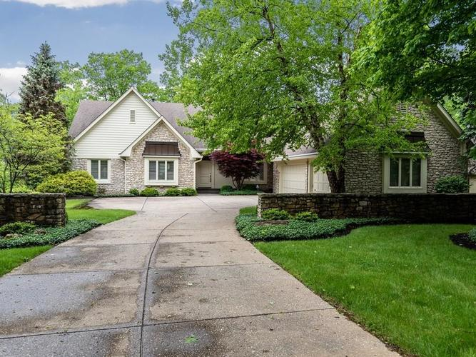 8442 Twin Pointe Circle Indianapolis, IN 46236   MLS 21642951   photo 1