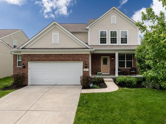 12890  Thames Drive Fishers, IN 46037 | MLS 21643017
