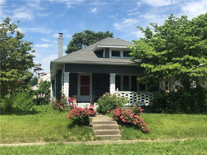 4202 N GRACELAND Avenue Indianapolis, IN 46208 | MLS 21643025 | photo 1
