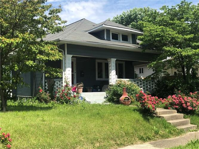 4202 N GRACELAND Avenue Indianapolis, IN 46208 | MLS 21643025 | photo 2